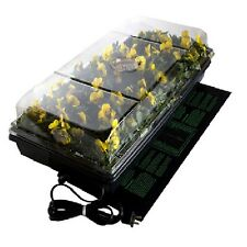 Germination Station Seed Starter Kit CK64050 Hydrofarm Humidity Dome NEW! 181034