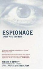 Espionage: Spies and Secrets-ExLibrary