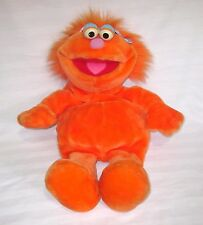 "CTV SESAME STREET ZOEY PAJAMA PLUSH 24"" SOFT PILLOW CASE BLANKET HOLDER"