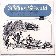 Sealed Jean Sibelius / Franz Berwald LP TURNABOUT RECORDS TV34091S US Stereo
