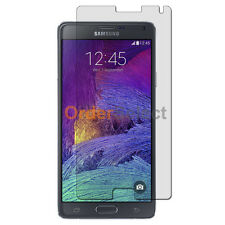 New Anti-Scratch Clear LCD Screen Shield Protector for Samsung Galaxy Note 4