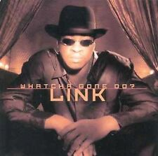 Whatcha Gone Do [Single] by Link (Lincoln Browder) (CD, May-1998, Relativity...
