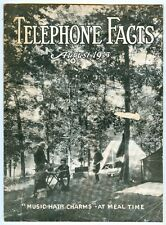Telephone Facts- August 1923  Kellogg Switchboard & Supply Co.