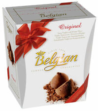Belgian Cocoa Dusted Truffles Fancy Chocolate Dessert 135g 4.8oz
