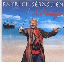 PATRICK SEBASTIEN - rare CD Single - France - Acetate