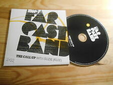 CD Pop Far East Band - The Call Up (1 Song) Promo FOUR MUSIC cb Klee