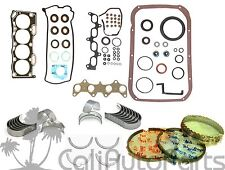 95-98 Toyota Tercel Paseo 1.5L 5EFE DOHC FULL GASKET SET *ENGINE RE-RING KIT*