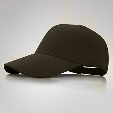 Unisex Fashion Blank Plain Snapback Hats Hip-Hop adjustable bboy Baseball Cap ++
