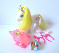 My Little Pony G3 Rare Disney Build a Pony Collection Golden Delicious