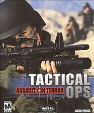 Tactical Ops: Assault on Terror by