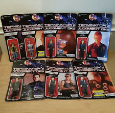 Funko ReAction Terminator 2 action figures Set of 7 inc SDCC and EE exclusives