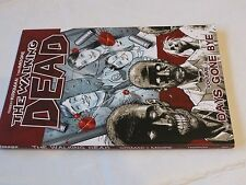 The Walking Dead Robert Kirkman Volume 1 Days Gone Bye book zombies Horror RARE