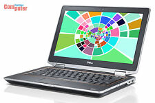 Dell Latitude E6320 Core i5 2,5GHz 13 Zoll 4GB 250GB DVDRW HDMI Windows 7