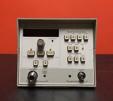 HP/Agilent 83525A, 10 MHz-8.4 GHz, BNC in, Type N out, RF Sweep Generator Module