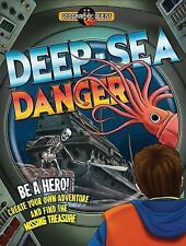 Geography Quest: Deep Sea Danger : Be a Hero! Create Your Own Adventure and...