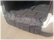 Car boot bumper bib protector for Nissan X Trail prevents scratches dirt pets