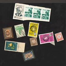 Vintage post stamps loose world/foreign BARRIAN BOLIVIA BULGARIA BRITISH GUIANA+