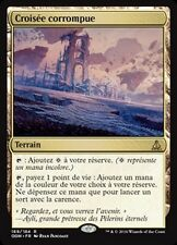 MTG Magic OGW - Corrupted Crossroads/Croisée corrompue, French/VF