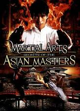 NR Sports Documentary-DVD-Martial Arts: Secrets of the Asian Masters ( 2013)