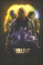 Hellboy Reg Rare Orig Movie Poster Single Sided 27x40