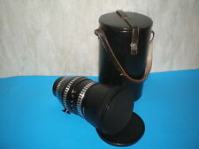 Very good German portraits lens SONNAR 2.8/180mm by Carl Zeiss Jena DDR