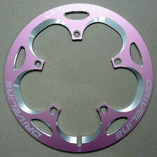 gobike88 Driveline PINK chainring guard 55T, BCD 130mm, 140g, W19