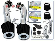BCP BLK Heat Shield Cold Air Intake For 2009 2010 2011 2012 2013 2014 2015 370Z