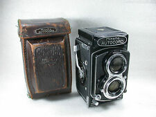 Minolta Autocord TLR Camera, ROKKOR 75mm F3.5, Optiper MVL Shutter 350464