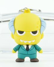 The Simpsons Series 1 Figural 2-Inch Key Chain - Mr. Burns