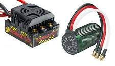 Castle Creations V2 Mamba Monster 2 Waterproof ESC / 2200kV Brushless Motor 1/8
