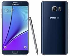 UNLOCKED VERIZON SAMSUNG GALAXY NOTE 5 SM-920V 32GB 4G LTE BLACK ANY GSM