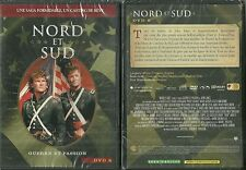 DVD - NORD ET SUD N° 6 avec PATRICK SWAYZE ( NEUF EMBALLE - NEW & SEALED )