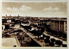 Cartolina San Severo - Panorama En Viale Stazione Scritta Non Viaggiata Con