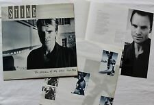 Sting The dream of the blue turtles (original LP avec insert)