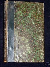 Jean Richepin-Les Caresses - Victorian French Novel-1898 Half Leather Binding