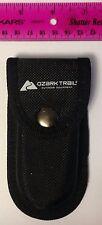 Ozark Trail Multi Tool Pliers Knife W/ Case