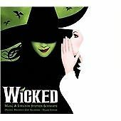 Soundtrack - Wicked (A New Musical [Original Broadway Cast...
