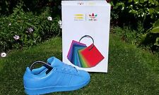 BNWB raro y genuino Adidas Superstar Pharrell Williams Supercolor entrenadores Reino Unido 6