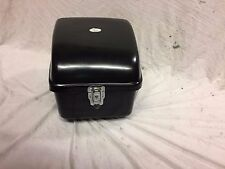 Emgo trunk box for moped, scooter, motorcycle puch, derbi NOS vintage locking