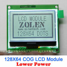 128X64 Serial (COG) Graphic LCD Module Display Screen ST7565P ST7565 for Arduino