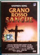 GRANO ROSSO SANGUE - DVD