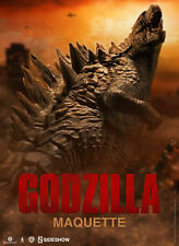 """Godzilla 2014 Maquette Limited 24"""" statue Sideshow Collectibles"""