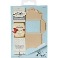 Spellbinders Shapeabilities Dies Deco Edge Envelope Mini Umschlag S4-614