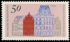 """GERMANY 1198 (Mi862) - Heritage Year """"Trier Town Hall"""" (pa79159)"""