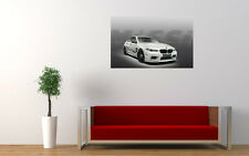 "HAMANN BMW M5 MISSION PRINT WALL POSTER PICTURE 33.1"" x 20.7"""