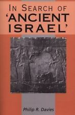 """In Search of """"Ancient Israel"""": A Study in Biblical Origins (The Library of Heb.."""