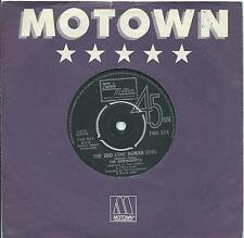 Commodores:The Zoo (The Human Zoo)/I'm looking for Love:UK Tamla Motown