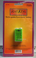 MTH PROTO SOUND RECHARGEABLE BATTERY O GAUGE trains locomotive 50-1008 NEW