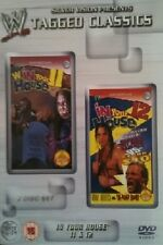 WWF In Your House 11 & 12 1996 Buried Alive Orig 2 DVDs WWE Wrestling