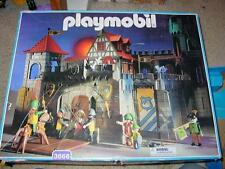 Playmobil Retired  HUGE Medieval Series - KING'S CASTLE - Complete inside Box